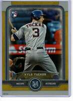 Kyle Tucker 2019 Topps Museum 5x7 Gold #42 /10 Astros