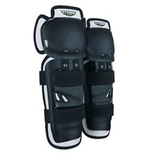 2020 Fox Racing Kids/Youth Titan Sport Knee/Shin Guards Pair Mx Dirt Bike Atv