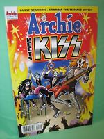 Archie Meets KISS #627 1st Print Archie Comics Comic Book Very Fine