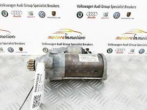 SEAT LEON FR Mk3 (5F) Starter Motor 1..8 TSI CJS Manual 02Z911024Q