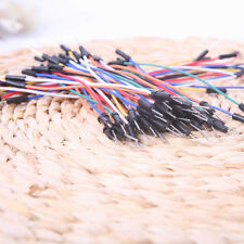 65pcs Male to Male Solderless Flexible Breadboard Electrical Jumper Cable Wires