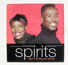SPIRITS.....DON'T BRING ME DOWN.....MAXI 33T