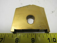 """135A-0218 NEW Allied 2-9//16/"""" HSS Spade Drill Insert TiAlN Coated AMEC #5 T-A"""