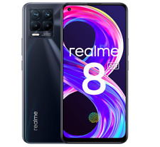 "REALME 8 PRO PUNK BLACK 128GB ROM 8GB RAM 4G/LTE DUAL SIM ANDROID DISPLAY 6.43"""