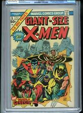 Giant Size X-Men #1 CGC 9.0 CROW Pages 1st New X-Men
