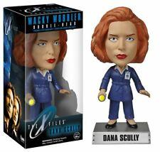 Funko X-Files - Dana Scully Wacky Wobbler Bobble Head