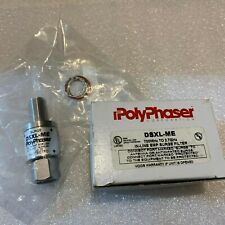 New listing PolyPhaser In-Line Lightning/Emp Surge Filter Dslx-Me, 700Mhz to 2.7Ghz