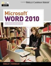 Microsoft 2010 Bundle Access, Word & Excel Comprehensive 2010 SAM Compatible