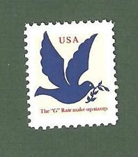 2878 Rate Make Up Stamp US Single Mint/nh (free shipping offer)