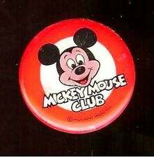 old Mickey Mouse Club  pin