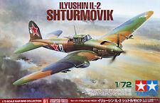 Tamiya 60781 Ilyushin IL-2 Shturmovik 1/72 Kit