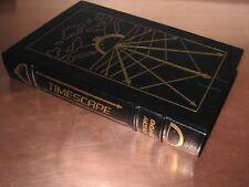 TIMESCAPE Gregory Benford EASTON PRESS Nebula Award Winner Sci-Fi Luxury Edition