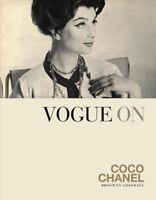 Vogue on Chanel, Hardcover by Cosgrave, Bronwyn, Brand New, Free shipping in ...