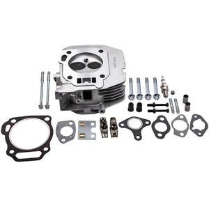 Assembled Cylinder Head Kit for Honda GX340 GX390 Gaskets Valves Bolts 11HP 13HP