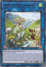 YuGiOh, Extreme Force, 3X Ritual Beast Ulti-Kimunfalcos  EXFO-EN096 - Rare, NM/M