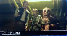 STAR WARS, RETURN OF THE JEDI, TOPPS 2014 WIDEVISION 3D, CARD # 26, DARING RAID
