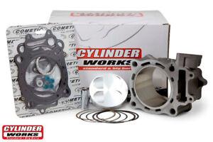 KIT Cilindro alta compressione Standard Bore SUZUKI DRZ 400 00-16 Cylinder Works
