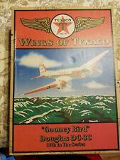 "Ertl #21255P Wings Of Texaco ""Gooney Bird"" Douglas DC-3C Die-Cast Replica Plane"