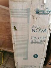 Heizkörper Handtuchwärmer Elektrisch NOVA Weiß · 800 Watts ·· Elektrobadheizkör