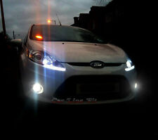 2x H11 FOG LIGHT LED CREE COB XENON WHITE CANBUS 360° FORD FIESTA 7 MK7 07-12