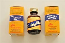 2 Flaschen je 60 ml. Schwarzkümmelöl lat.Nigella kaltgepresst.