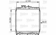 VALEO Radiateur moteur pour HONDA CRX 731469 - Pièces Auto Mister Auto