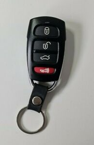 Hyundai  Keyless entry remote 4 buttons Siemens 5WY 8213