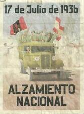 1530  ALZAMIENTO NACIONAL 17-07-1936 LERMA-BURGOS CUPONES RACIONAMIENTO