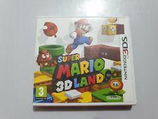 Super Mario 3D Land Nintendo 3Ds PAL España COMPLETO LEER BIEN INFO!