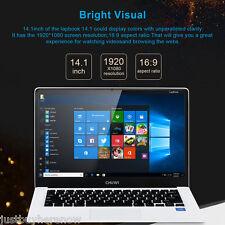 "CHUWI LapBook14.1 Notebook 14.1"" 1920*1080 Win10 QuadCore 64GB WIFI BT PC Laptop"