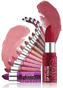 NYC Lipstick  New York Color Expert Last Showtime Lip Balm  💄👄