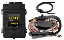 Haltech Elite 2000 with 2.5m (8 ft) Premium Universal Wiring Harness Kit
