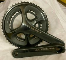 Shimano Ultegra Compact Crankset 170mm 50/34 chainrings 11speed