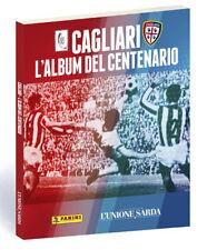 CAGLIARI CALCIO - L'ALBUM DEL CENTENARIO - FIGURINE PANINI DAL 1963 AL 2020 NEW