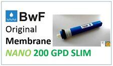 BWF 200 GPD NANO Membrane Osmose Umkehrosmose Wasserfilter Filteranlage