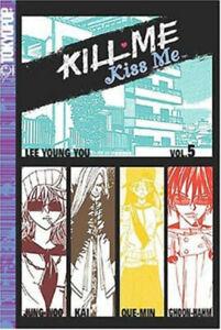 Kill Me, Kiss Me Manga Volume 5