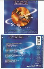 "EUROVISION SONG CONTEST ""Millennium Collection"" CD 2000 NEU - Udo Jürgens/Nicole"