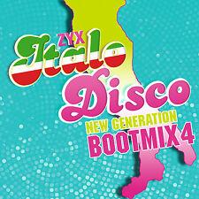 Italo CD ZYX Italo Disco New Generation Boot Mix 4 von Various Artists