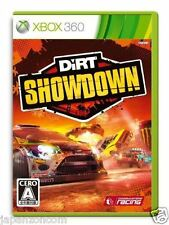 Used Xbox 360 DiRT Showdown  MICROSOFT JAPAN JP JAPANESE JAPONAIS IMPORT