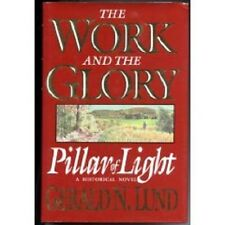 Complete Set Series - Lot of 9 Work and the Glory books Gerald Lund Historical