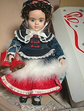Gorham Chistmas Doll signed by Susan Stone Aiken Designer Natalie 2nd in Series