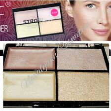 Technic Strobe Kit Powder & Cream Highlighter Highlighting Palette Blush SEALED