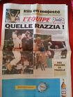 journal l'équipe 22/07/96 CYCLISME TOUR DE FRANCE 1996 RIIS JEUX OLYMPIQUES