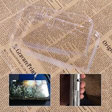 Für Nintendo 3DS XL LL Klar Schutz Hard Fall Halter Hülle Case Cover Etui Skin