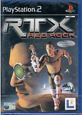 RTX RED ROCK  Gioco Playstation 2 PAL SLES 51072  Lucas Arts  NUOVO SIGILLATO