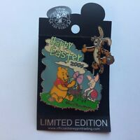 WDW - Happy Easter 2005 Winnie the Pooh & Gang LE 3500 Disney Pin 37566