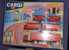 92610 1991 Corgi Superhauler Despatch Set Parcel Force Street Life In Miniature