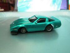1991 TYCO TCR Corvette ZR-1 HO Slot Car RARE