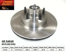 Disc Brake Rotor fits 1997-2001 Mercury Mountaineer  BEST BRAKES USA