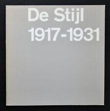 design Wim Crouwel # DE STIJL 1917-1931 # nm
